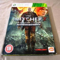 The Witcher 2 Assassins of Kings, xbox360, original, alte sute de jocuri! - Jocuri Xbox 360, Actiune, 18+, Single player