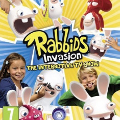 Rabbids Invasion - The interactive TV Show - XBOX ONE [Second hand] - Jocuri Xbox One, Actiune, 3+, Multiplayer