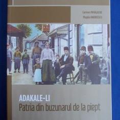 Adakale-li Povestea Insulei Ada Kaleh insula Dunare Orsova peste 50 ilustratii