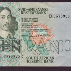 Africa de Sud 10 Rand C.L.Stals [2] 1982-85 120c - bancnota africa