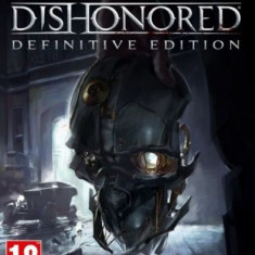 Dishonored - Definitive Edition - XBOX ONE [Second hand] fm - Jocuri Xbox One, Actiune, 16+, Single player