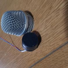 Microfon dinamic profesional 600 Ohm