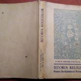 Istoria Religiilor Pentru Invatamantul Preuniversitar - Al. Stan, Remus Rus - Carti Istoria bisericii
