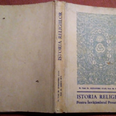 Istoria Religiilor Pentru Invatamantul Preuniversitar - Al. Stan, Remus Rus, Alta editura
