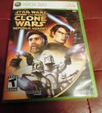 Star Wars The Clone Wars: Republic of Heroes, xbox360, alte sute de jocuri!, Actiune, 18+, Single player
