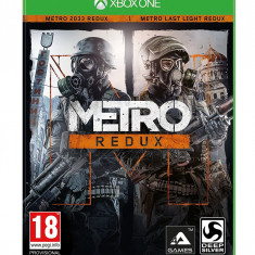 Metro Redux - XBOX ONE [Second hand] - Jocuri Xbox One, Shooting, 3+, Single player