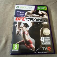 Joc UFC Personal Trainer, XBOX360, original, alte sute de jocuri! - Jocuri Xbox 360, Sporturi, 16+, Multiplayer