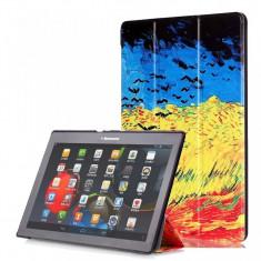 Husa Premium Slim MultiColor pentru tableta Lenovo Tab 2 A10-30, 10 - Husa Tableta