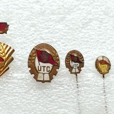INSIGNE ROMANIA-UTM-UTC-UASCR