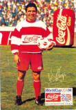 CP Z1134 -fOTBALISTUL GHEORGHE(GICA) HAGI, SI SPONSORUL WORLDCUP USA 1994