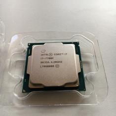 Procesor Intel i7 7700K KabyLake 4.2 GHZ /4.5 GHZ - PRET REDUS - Procesor PC Intel, Intel Core i7, Numar nuclee: 4, Peste 3.0 GHz, Socket: 1151