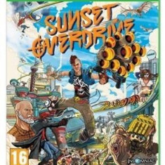 Sunset Overdrive - XBOX ONE [Second hand] fm - Jocuri Xbox One, Shooting, 16+, Single player