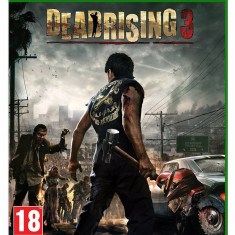 Dead Rising 3 - Deadrising 3 - XBOX ONE [Second hand] - Jocuri Xbox One, Actiune, 16+, Single player