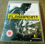 Operation Flashpoint Dragon Rising, PS3, original, alte sute de jocuri!, Shooting, 18+, Single player, Activision