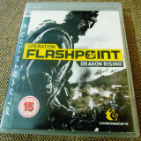 Operation Flashpoint Dragon Rising, PS3, original, alte sute de jocuri!