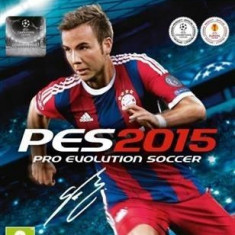 Pro Evolution Soccer PES 2015 - XBOX ONE [Second hand] fm - Jocuri Xbox One, Sporturi, 3+, Multiplayer