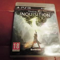 Joc Dragon Age Inquisition, PS3, original, alte sute de jocuri!, Role playing, 18+, Single player, Electronic Arts