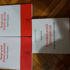 UDROIU DREPT PENAL SI PROCEDURA - Carte Drept penal