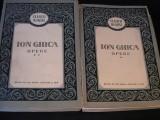 ION GHICA-OPERE-2 VOL-CLASICII ROMANI-811 PG-, Alta editura