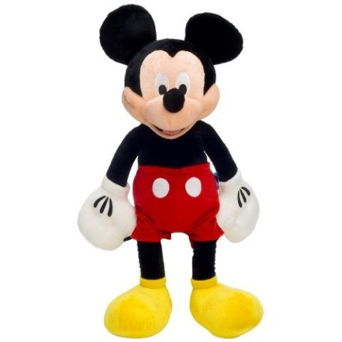 Mickey Mouse plus muzical 50cm foto mare