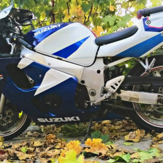 Suzuki GSXR SRAD 600 '98 - Motocicleta