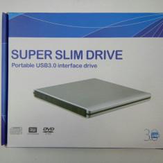 Dvd-Rw extern superslim JL1601B USB3.0 - Unitate optica externa