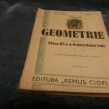 MANUAL GEOMETRIE CLASA A III A 1948 - Carte Matematica