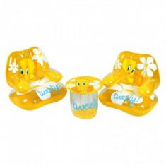 Set Scaune Si Masa Tweety B97019 - Masuta/scaun copii
