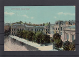 BUCURESTI   PALATUL REGAL   CIRCULATA 1912, Printata