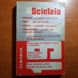 Almanah  scanteia 1971