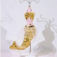 Suport pentru bijuterii - in forma de sirena