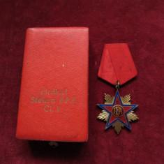 Ordinul Steaua RPR Clasa a 5 a in cutie