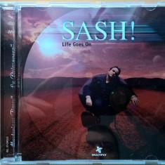 CD Sash ! - Life Goes On, warner