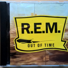 CD R.E.M. - Out Of Time, warner