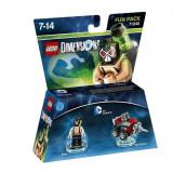 Figurina Lego Dimensions Fun Pack Bane Dc Comics