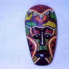 Masca lemn – 20 cm - Arta din Asia