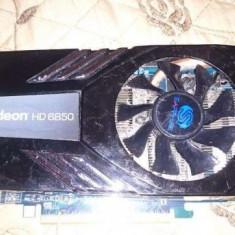 Vand placa vide radeon hd 6850 cu probleme - Placa video PC AMD