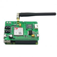 Shield SIM800 GSM GPRS V2.0 pentru Raspberry Pi