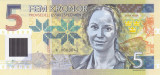 Bancnota Suedia 5  Kronor 2017 - SPECIMEN ( polimer )