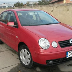 Volkswagen POLO -2004- Berlina cu Hyon, Benzina, 111000 km, 1390 cmc