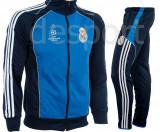 Trening REAL MADRID - Bluza si pantaloni conici - Modele noi - Pret Special 1248, M, Din imagine