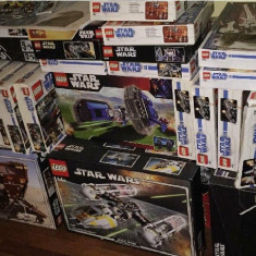 Lego Star Wars - Colecție Originală (Biggest Collection).