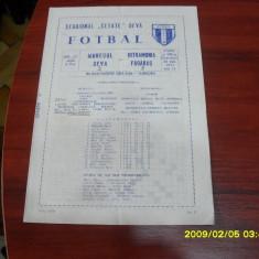 Program Muresul Deva - Nitramonia Fagaras - Program meci