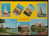 CPI (B9645) CARTE POSTALA - LITORAL, MOZAIC