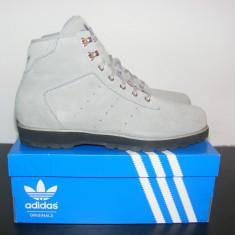 Ghete Adidas Adi Navvy Boots G50553 din piele intoarsa nr. 46 2/3 - Ghete barbati Adidas, Culoare: Din imagine