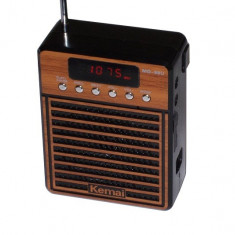 Radio portabil KEMAI MD-98U - Aparat radio