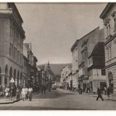 CPI (B9662) CARTE POSTALA - ORASUL STALIN. VEDERE, RPR - Carte Postala Transilvania dupa 1918, Circulata, Fotografie