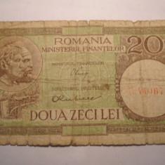 20 lei 1947 - Bancnota romaneasca