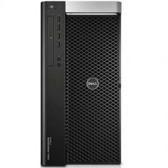 Workstation Refurbished Dell Precision T7610 Tower, Intel Xeon Deca Core E5-2680 v2 2800Mhz, Intel® Turbo Boost Technology, 64GB Ram DDR3 ECC, SSD 5