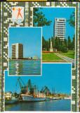 CPI (B9646) CARTE POSTALA - CONSTANTA. LITORAL, MOZAIC